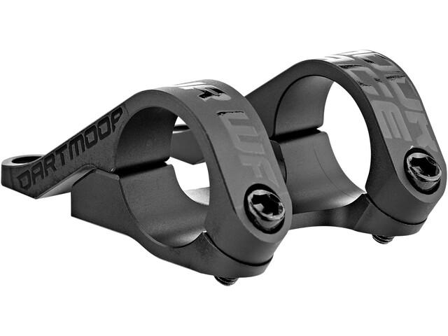DARTMOOR Rage v.3 Potence à angle ajustable Ø31,8mm, black